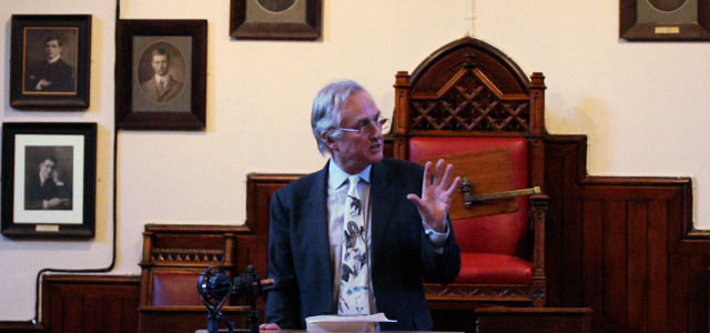 Richard Dawkins at The Cambridge Union Society